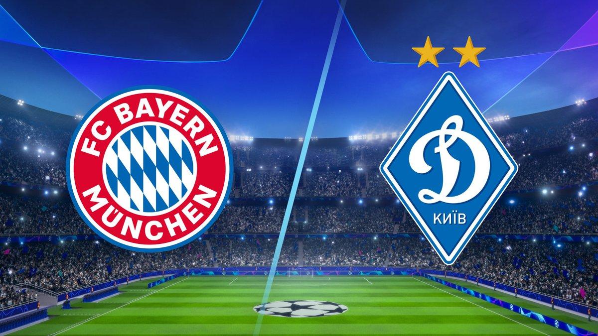 Bayern Munich vs Dinamo Kiev Full Match & Highlights 29 September 2021