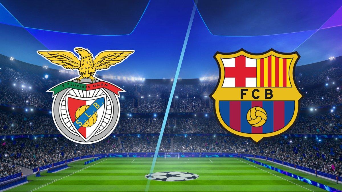 Benfica vs Barcelona Full Match & Highlights 29 September 2021