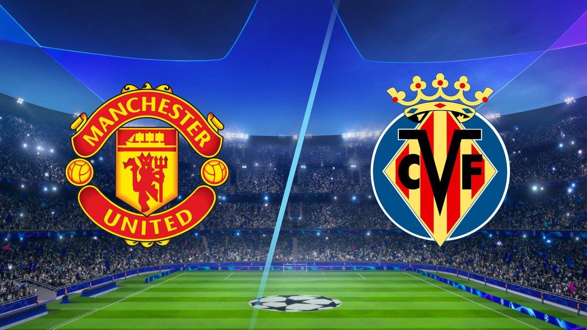 Manchester United vs Villarreal Full Match & Highlights 29 September 2021