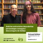 Image for the Tweet beginning: Periscopi Gelidenc  🎙Daniel Garcia Peris i