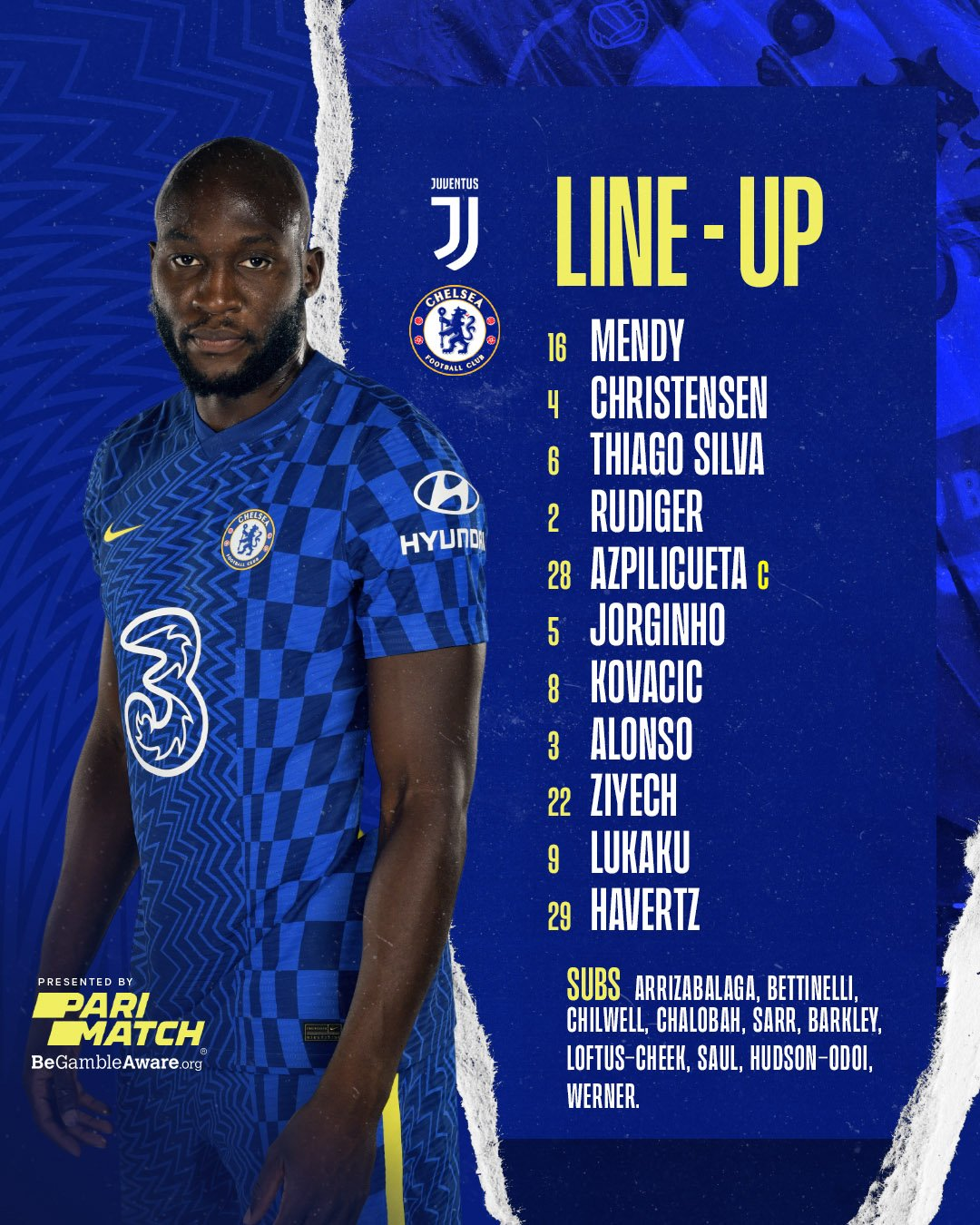 IChampions League: Watch Juventus Vs Chelsea Live Match Here