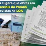 Image for the Tweet beginning: Encaminhei ofício ao governador @ratinho_jr