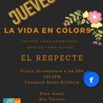Image for the Tweet beginning: Avui a #lavidaencolors_radio parlem del