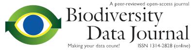 Biodiversity Data Journal Logo