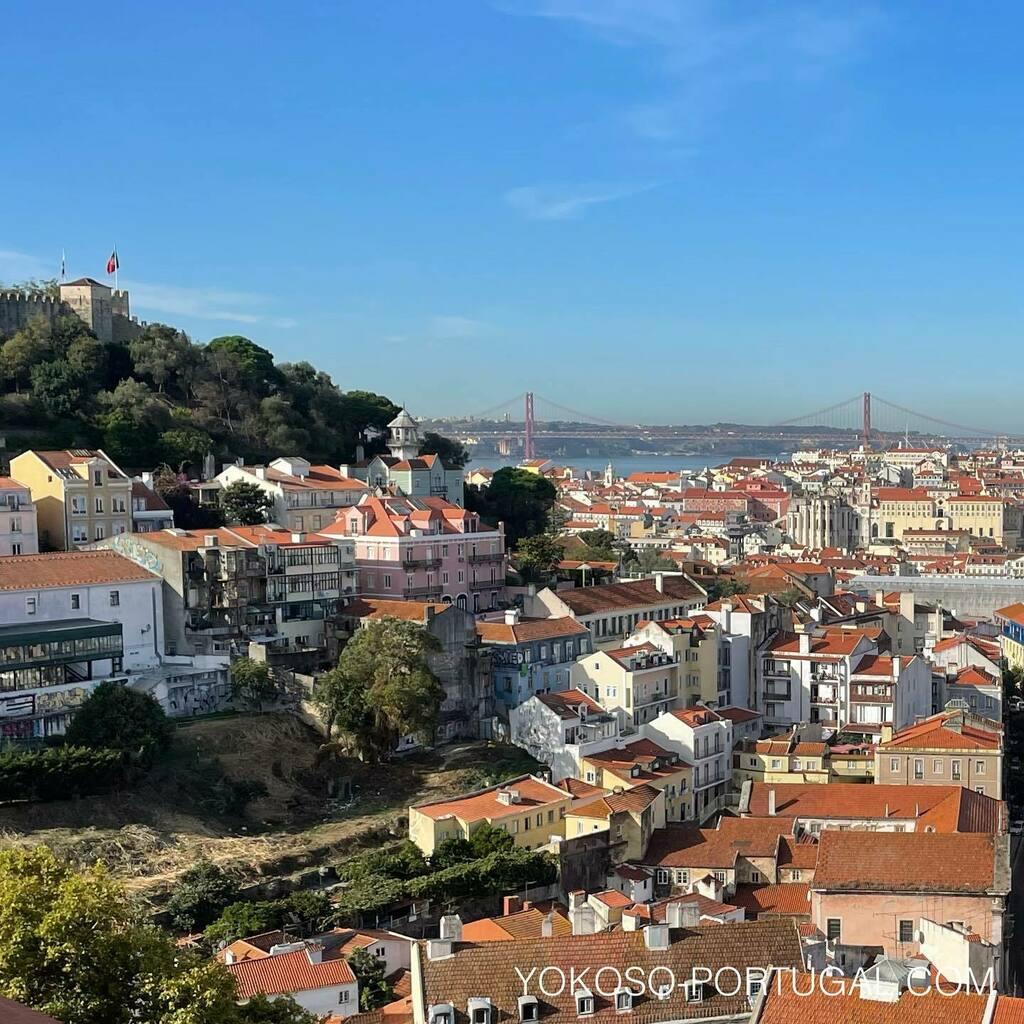 test ツイッターメディア - グラッサ展望台からの眺め。リスボンはすっかり秋めいて参りました。 #ポルトガル #リスボン https://t.co/20cP5dDRt3