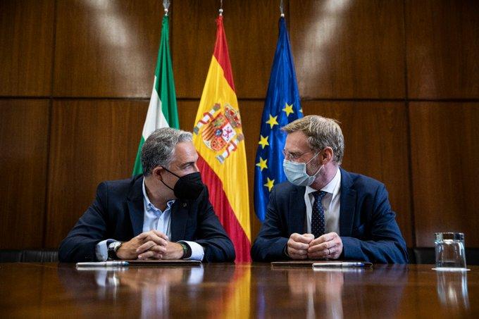Convenio con el JRC que impulsará las políticas estratégicas para Andalucía