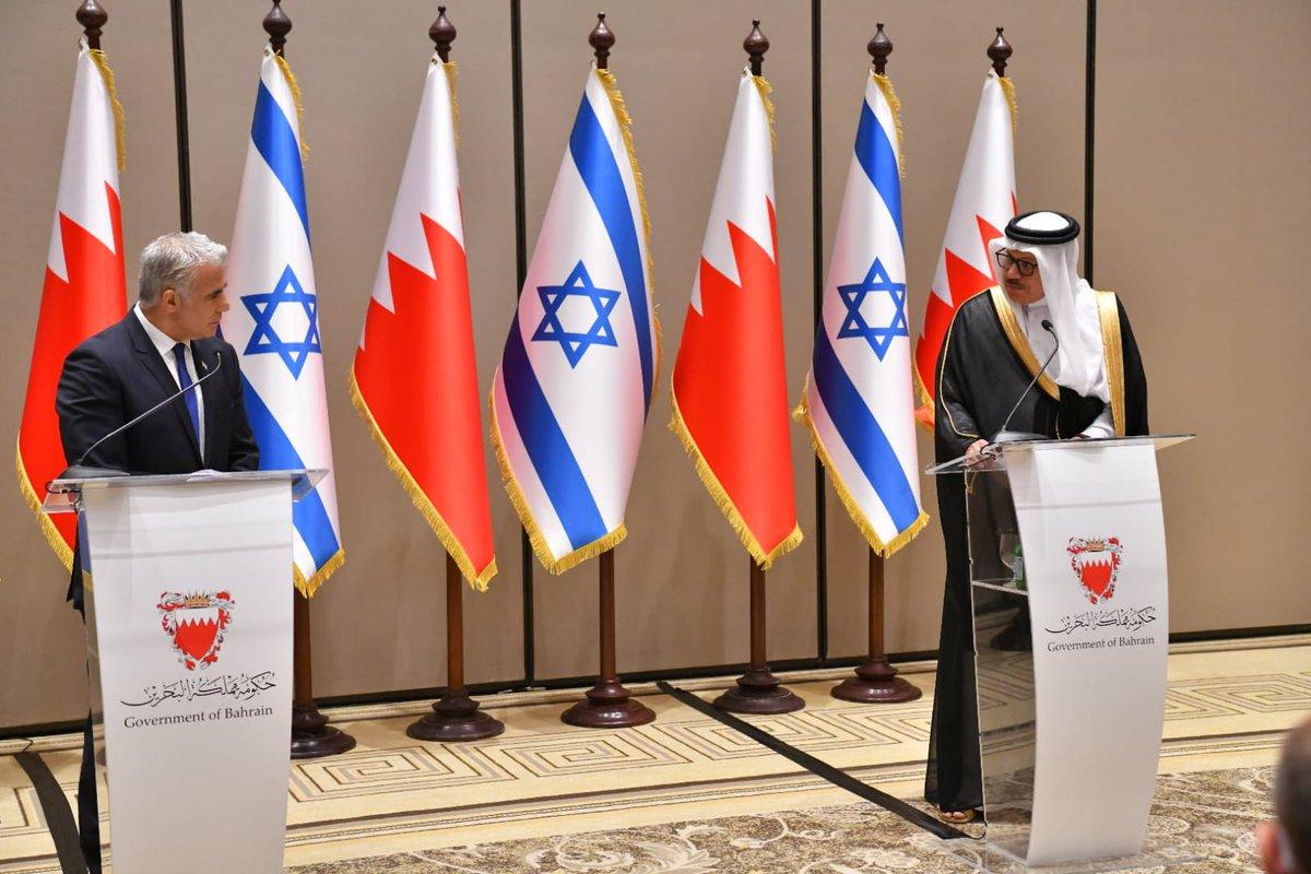 """""""جنبا إلى جنب مع جميع أصدقائنا في الخليج، نقود معا تحالفا شجاعا من المعتدلين"""