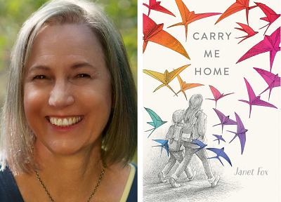 test Twitter Media - Welcome Janet Fox to our Virtual Book Tour! The author talks to us about the inspiration for her new novel, Carry Me Home. Visit our blog for the exclusive interview, teaching resources and much more! #kidlit https://t.co/6OCDZcTdbB @janetsfox @SimonKIDS https://t.co/pkUPSKY2NM