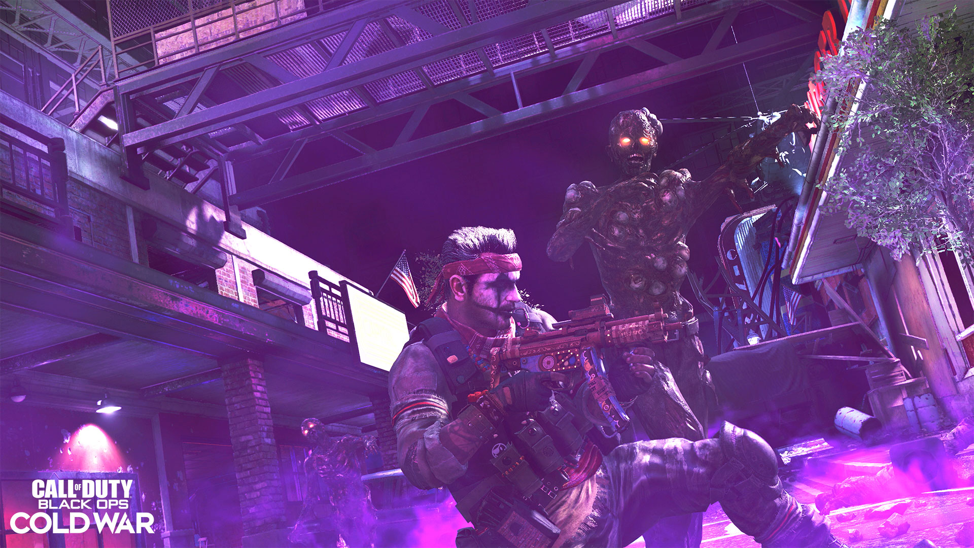 Cold War Zombies Forsaken