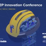 Image for the Tweet beginning: MEP Innovation Conference is back