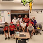 Image for the Tweet beginning: 5th Grade @CPOPGators are cheering