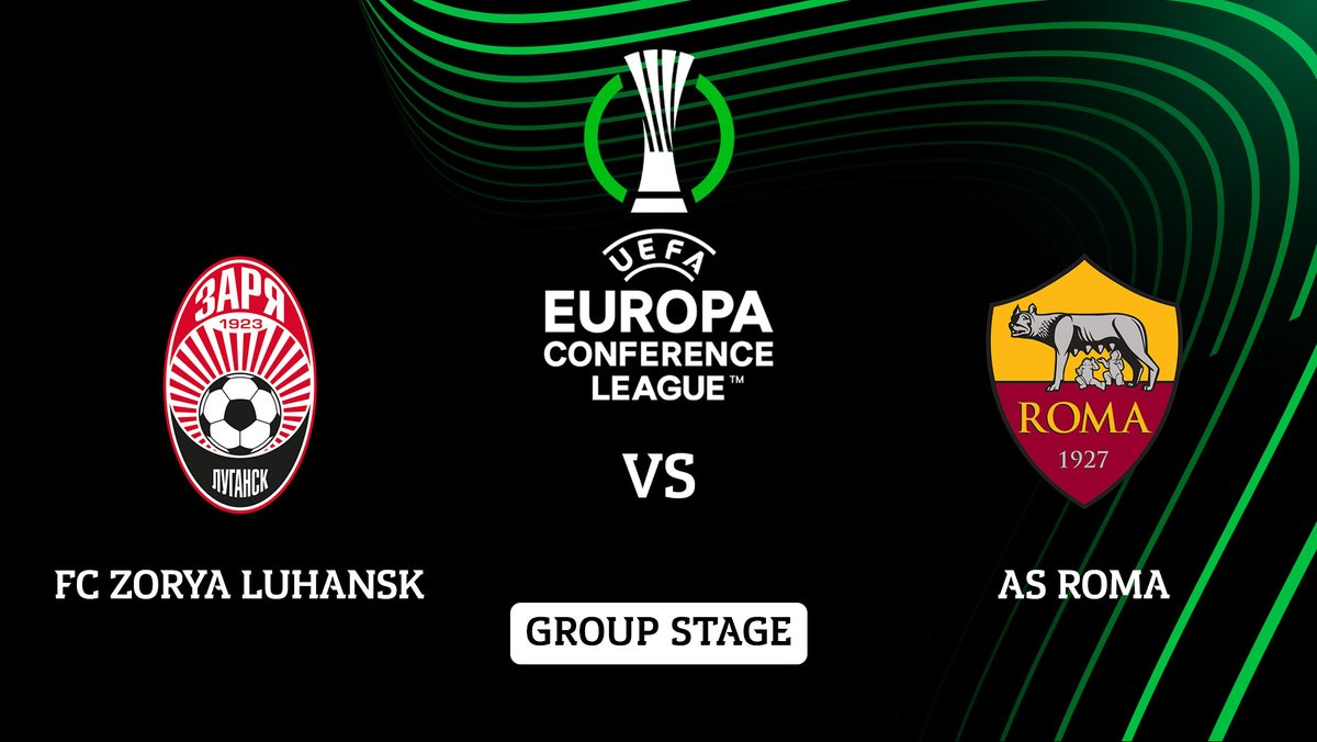 Zorya vs AS Roma Highlights 30 September 2021