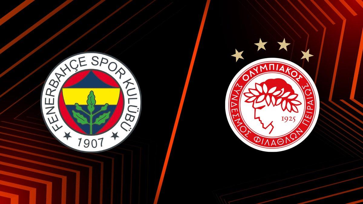 Fenerbahce vs Olympiacos Highlights 30 September 2021