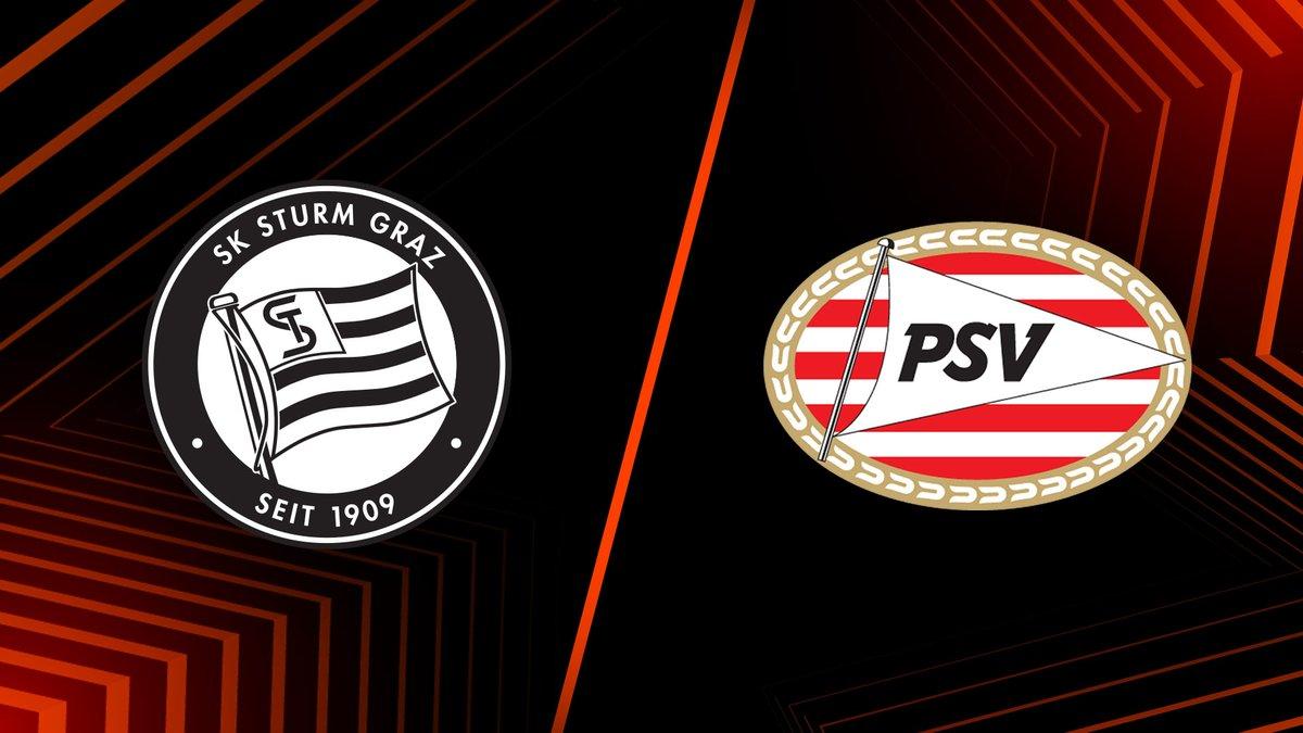 Sturm Graz vs PSV Eindhoven Highlights 30 September 2021