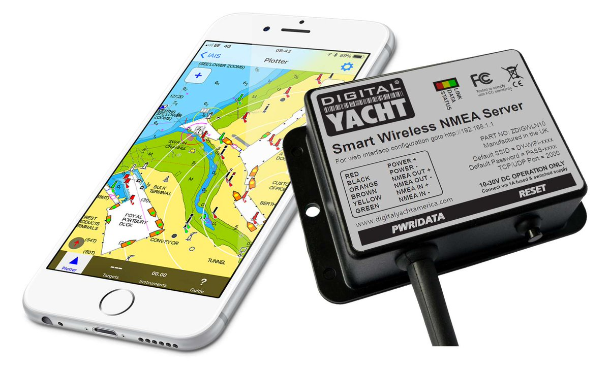 Great article from @yachtingmonthly on upgrading your #boat to next generation #navigation without spending £££ https://t.co/bjXevlG8Ji https://t.co/bf5h1y0pvM