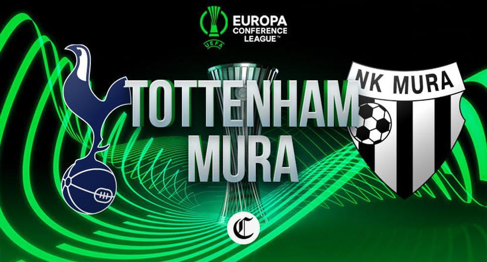 Tottenham vs Mura Full Match & Highlights 30 September 2021