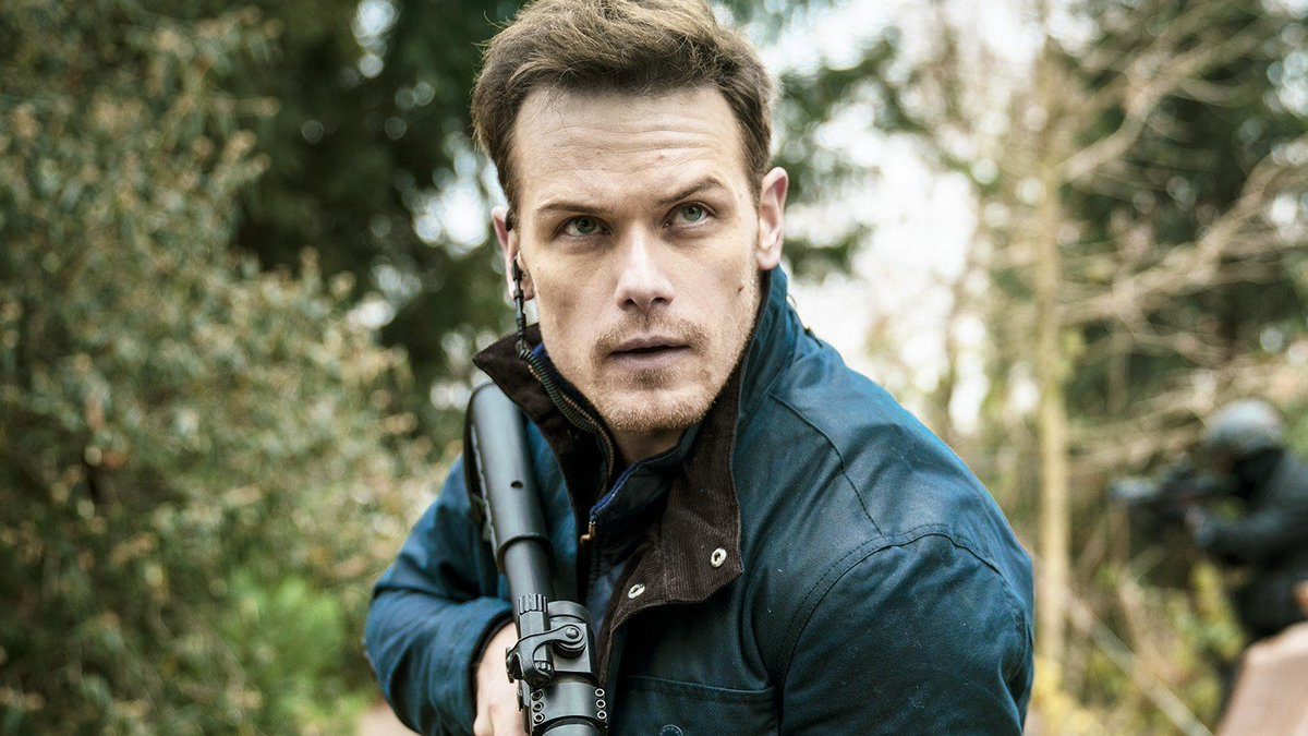 it's always a good day when our bff #SamHeughan is trending.