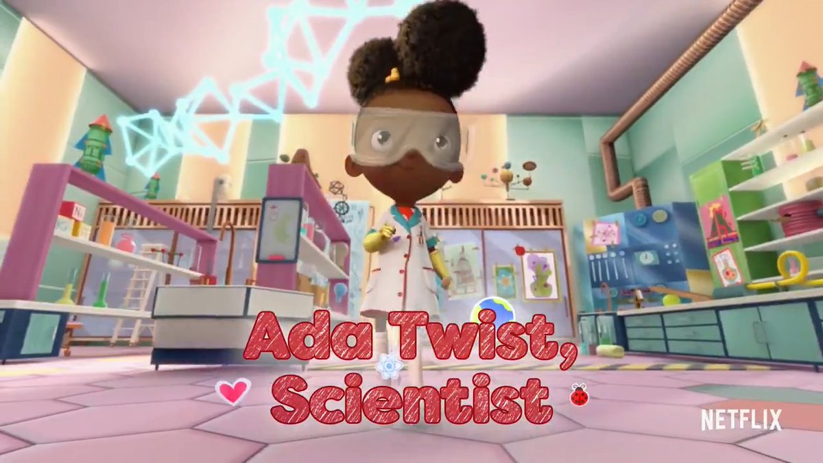 I can't wait for you all to tune into our latest production from Higher Ground—Ada Twist, Scientist! It's a show that teaches young people to be curious about the world around them. I hope you'll watch it with your families on @Netflix, and let me know what you think! 👩🏿🔬👨🏻🔬👩🏼🔬👨🏽🔬