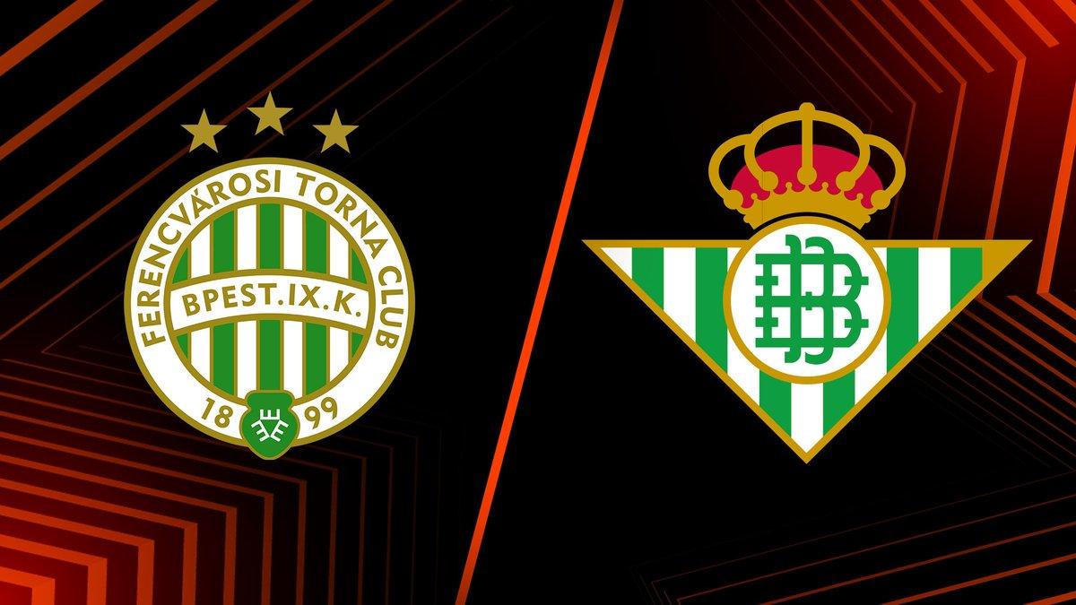 Ferencvaros vs Real Betis Highlights 30 September 2021
