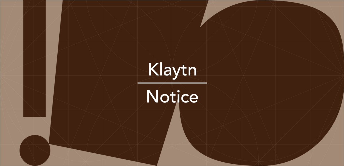 Errors can sometimes lead to the best solutions! Find out what happend and how the #Klaytn team solved the issue, in this week's #TechFriday article: medium.com/klaytn/analysi…