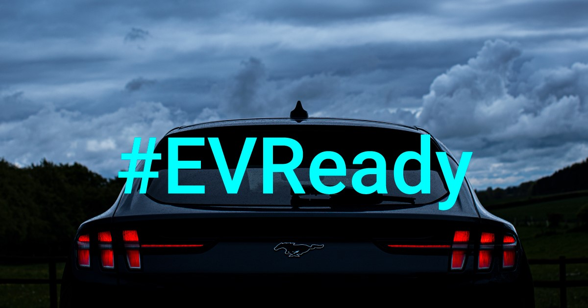 Searches for EVs have soared by 1600% in the last week alone ⚡. With over a million battery electric vehicles on the road already and predictions showing there will be more than 6.5 million on our roads by 2030...are you EV Ready? #EVReady  https://t.co/MnzVOZyNIs https://t.co/XEBUfu76xK