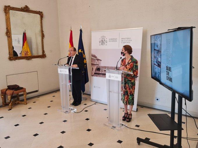 Foto cedida por Ministerio de Cultura