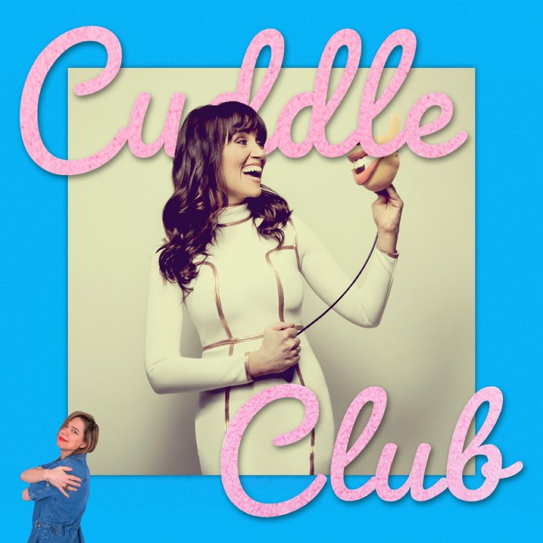 I ❤️@LouSanders Thank you for having me on 💜 CUDDLE CLUB 🍎 Apple: podcasts.apple.com/gb/podcast/ep-… 🎧 Acast: play.acast.com/s/cuddleclub/e… ⦁ Spotify: open.spotify.com/episode/4PVBcM…