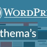 Image for the Tweet beginning: SEO vriendelijke WordPress thema's   #wordpress #themes
