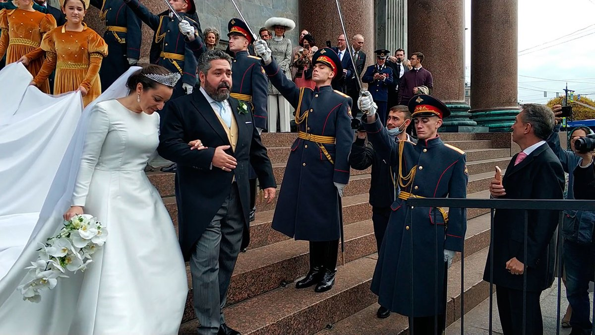 Royal Wedding In Russia: For the First Time For More Than 120 Years
