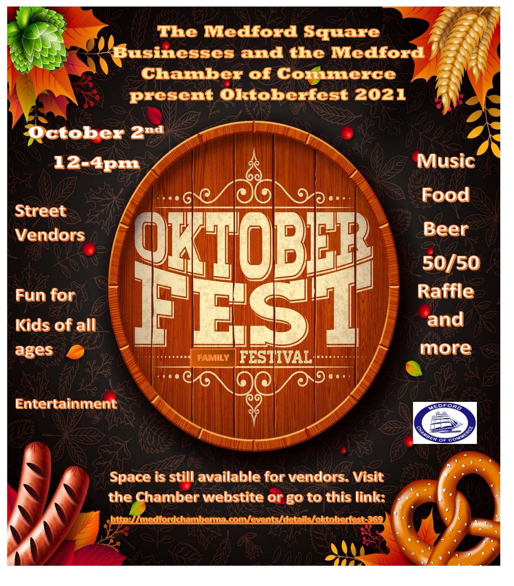 Friends in Medford - Housing Families will have a table at the Medford Oktoberfest tomorrow! Be sure to stop by and say hi!