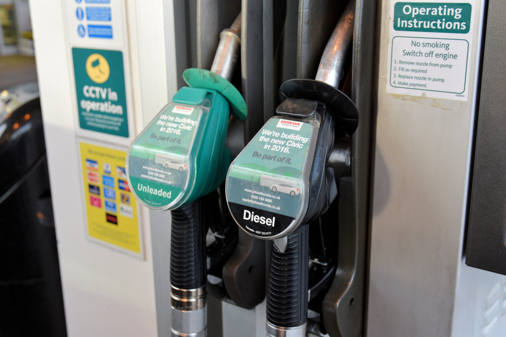 RAC - fuel delivery situation improving, but not right across the country https://t.co/LUtyYafDLp https://t.co/7e4NGZ9V6w