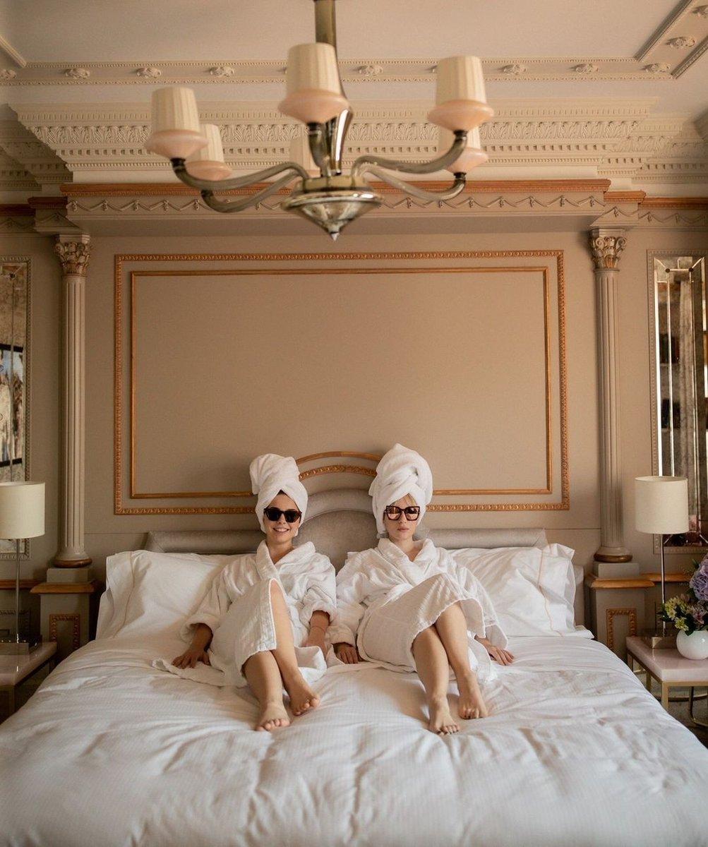 A Heavenly sleep is the perfect way to start a weekend away. #SleepWell 📷 @eleonoraproietti 📍 The Westin Palace, Milan