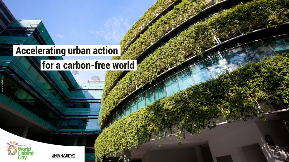 Cities & local leaders are at the forefront of global development. Especially today #WorldHabitatDay we should support the ones who dedicate every day to bettering urban life for all.