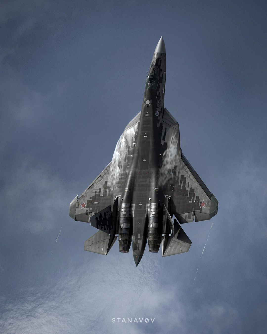 Su-57 Stealth Fighter: News #7 - Page 40 FAriajlXIAIq9ct?format=jpg&name=large
