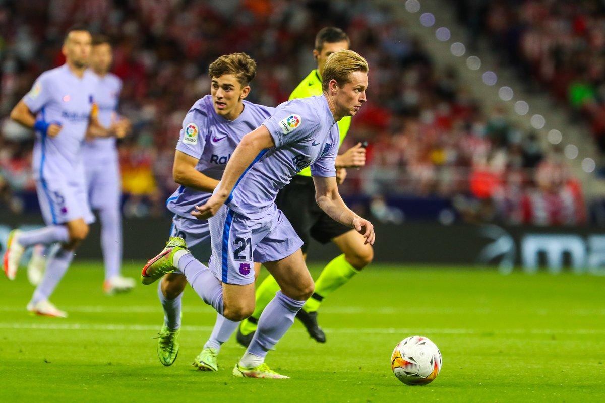 ไฮไลท์ดูบอลรวยxลาลีกา สเปน แอตฯ มาดริด 2-0 บาร์เซโลนา