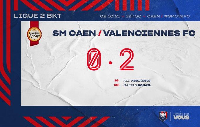 [11è journée de Ligue 2] SM Caen - Valenciennes FC FAtjuk5XMAI7BqT?format=jpg&name=small