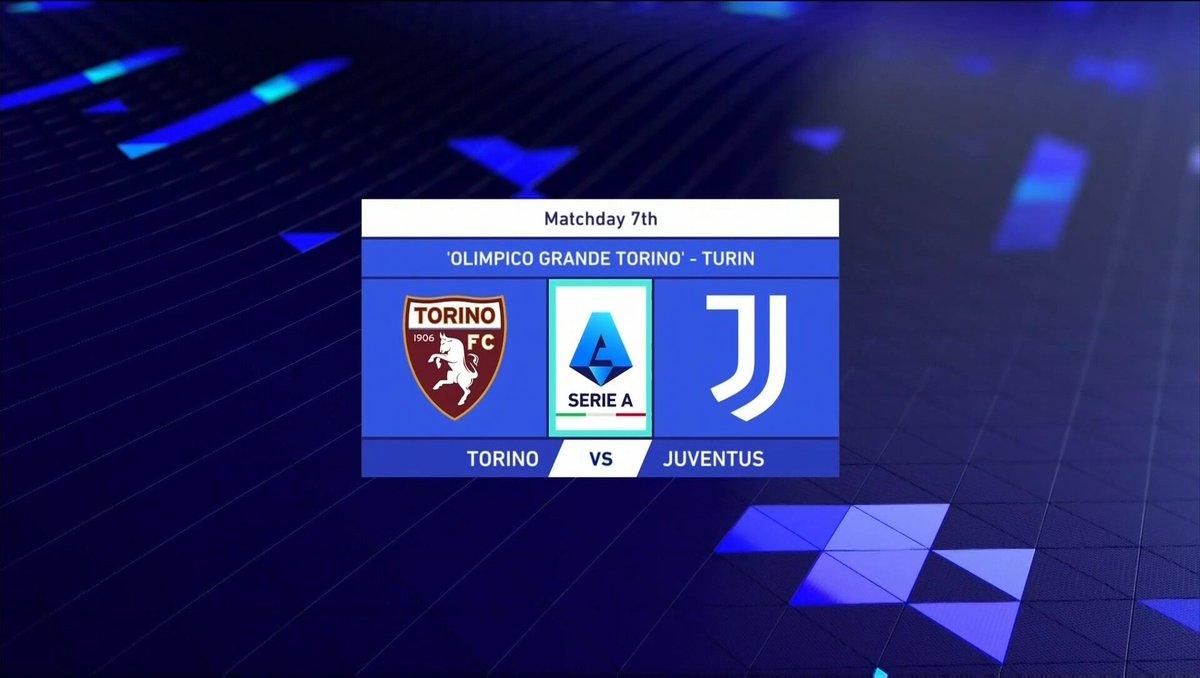 Full match: Torino vs Juventus