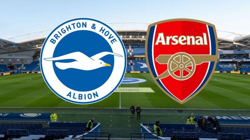Brighton vs Arsenal Full Match & Highlights 02 October 2021