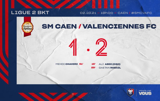 [11è journée de Ligue 2] SM Caen - Valenciennes FC FAtyu_zX0AEn89W?format=jpg&name=small