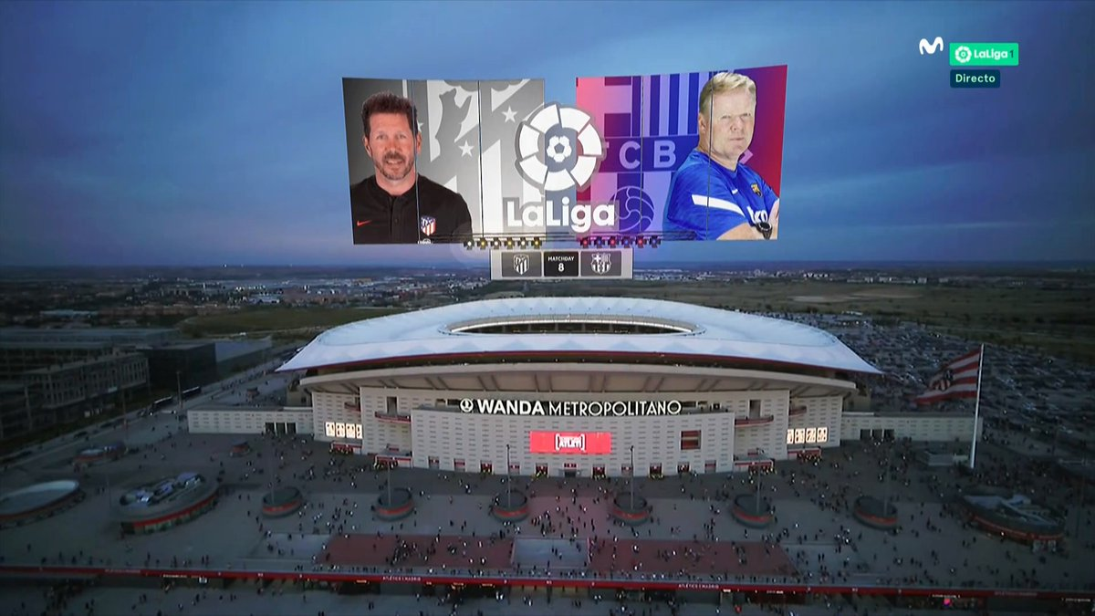 Full match: Atletico Madrid vs Barcelona