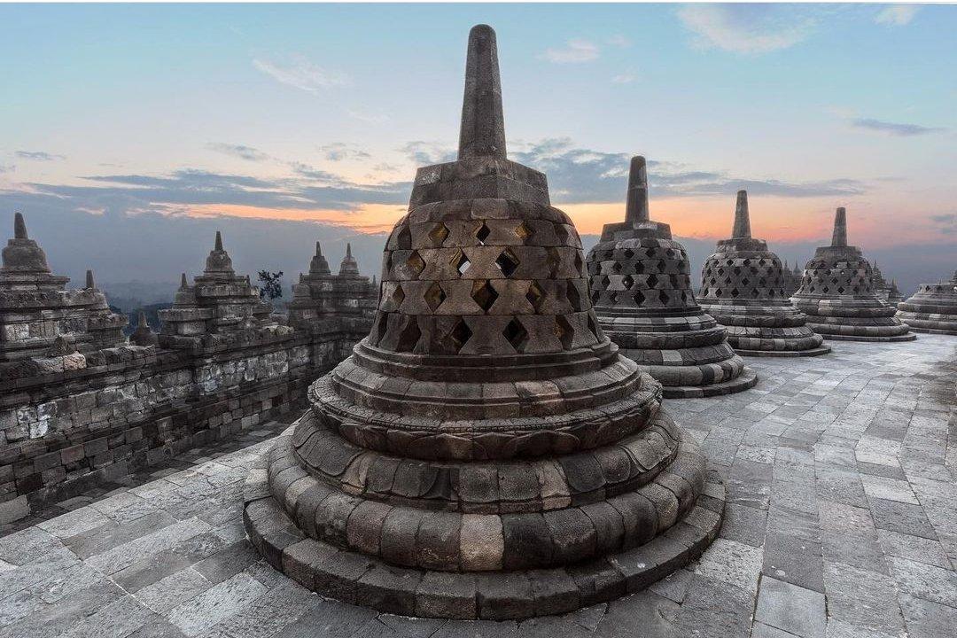 Wisata Candi di Yogyakarta