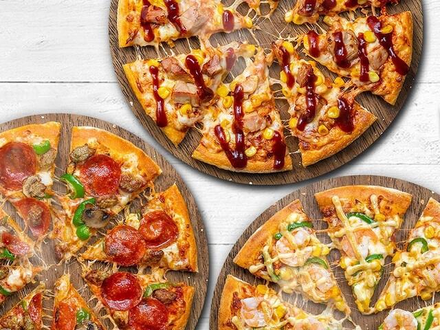 ドミノ・ピザ「2枚で2222円」に!10月10日まで‼