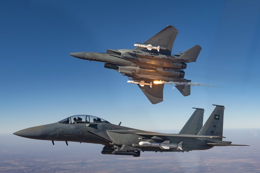 F-15SA jets