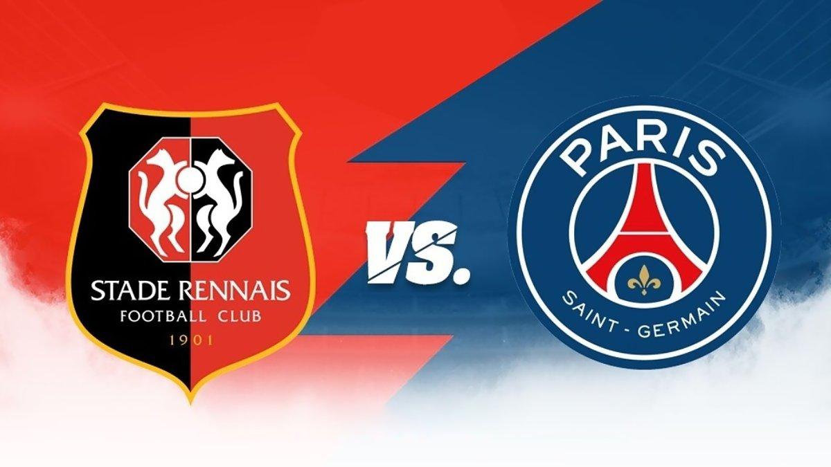 Rennes vs PSG Full Match & Highlights 03 October 2021