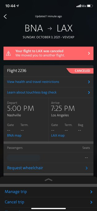 1 pic. I'm actually going to cry, why is it cancelled and there's literally no flights that aren't under