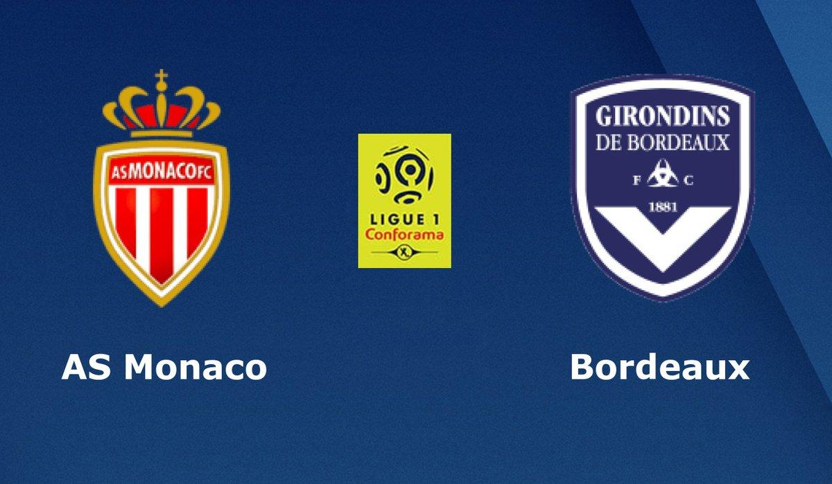 Monaco vs Bordeaux Highlights 03 October 2021