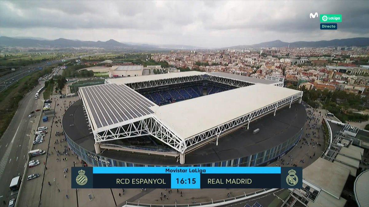 Full match: Espanyol vs Real Madrid