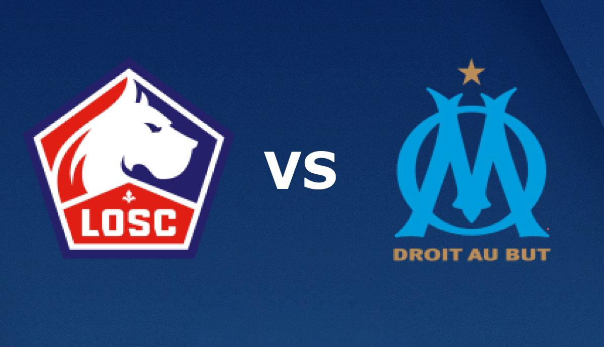 Lille vs Marseille Highlights 03 October 2021