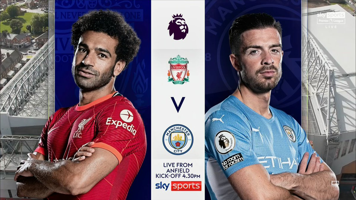 Full match: Liverpool vs Manchester City