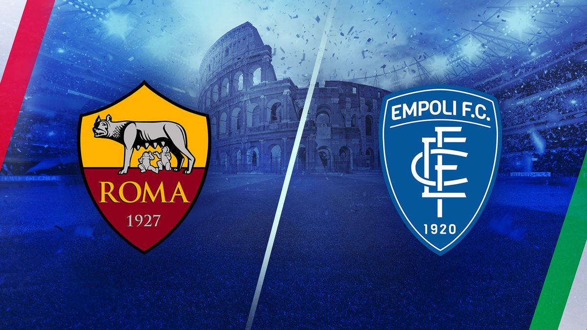 AS Roma vs Empoli Highlights 03 October 2021